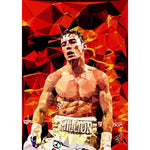 Anthony Crolla by Baiba Auria - signed art print - Egoiste Gallery - Art Gallery in Manchester City Centre