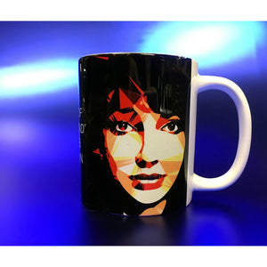 Kate Bush Mug by Baiba Auria - Egoiste Gallery