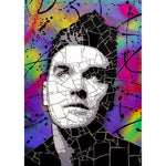 Morrissey by Leaky - signed fine art print - Egoiste Gallery