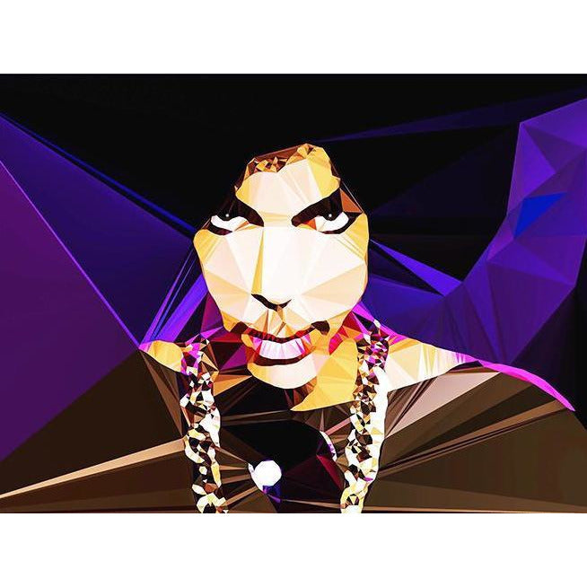 Prince #1 by Baiba Auria - signed art print - Egoiste Gallery - Art Gallery in Manchester City Centre