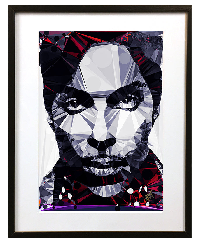Prince #2 by Baiba Auria - signed art print - Egoiste Gallery - Art Gallery in Manchester City Centre