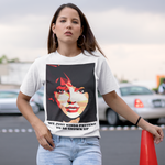 Kate Bush by Baiba Auria: Short-Sleeve Unisex T-Shirt - Egoiste Gallery - Art Gallery in Manchester City Centre