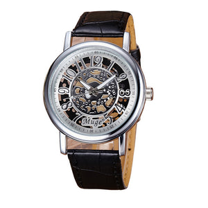 MUGE Rome Number Sport Watch Mens Watches Top Brand Luxury Quartz Watch
