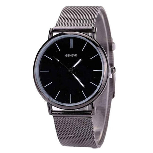 Top Brand Men Watches Fashion Stainless Steel Quartz Luxury