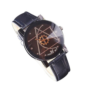 Lover's Man's Quartz Analog Wrist Delicate Watch Mens Top Brand Luxury Business