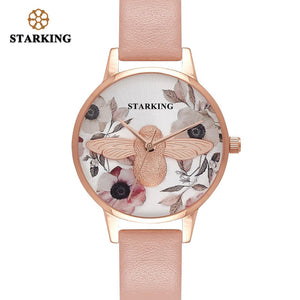 STARKING 2018 New Design Ladies Retro Creative Bee