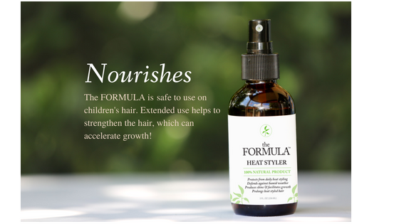 Nourished Hair, Naturally!