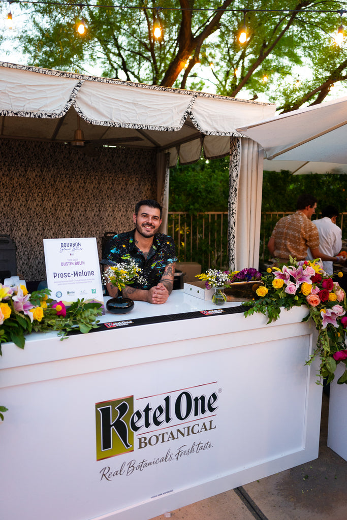 branding florals, flowers, event flowers, ketel one flowers