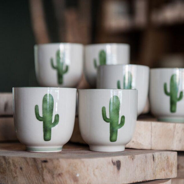 Saguaro Cup - Flower Bar