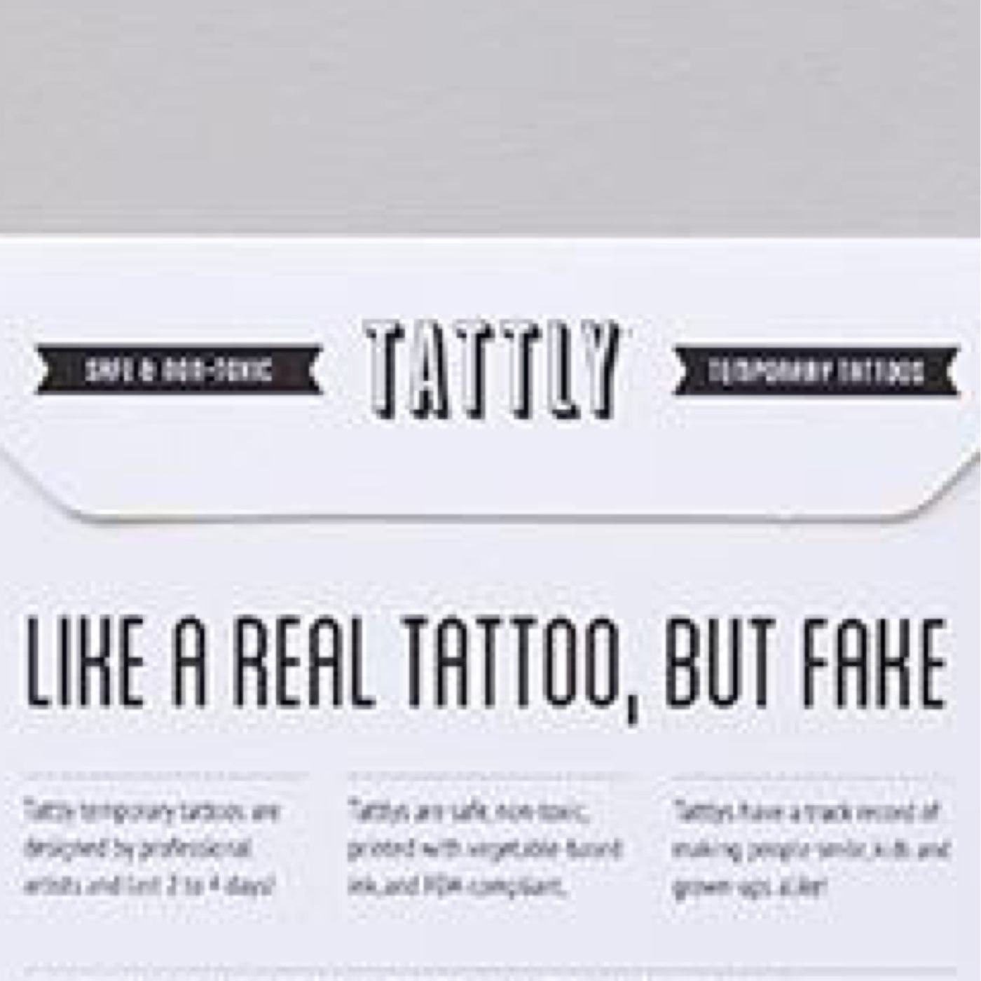 Tattly Unscented