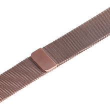 Apple Watch Milánió Mesh Rose óraszíj - óraszíj Strap.hu