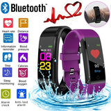 SMARTWATCH BRACELET WEARFIT ANDROID IOS BLUETOOTH SEGNAPASSI IP67