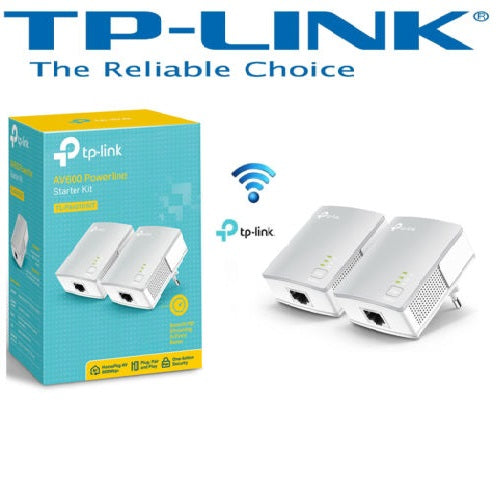 Tp-Link TL-PA4010KIT Powerline AV600