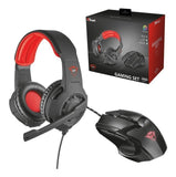 TRUST GAMING SET AURICULAR + MOUSE GXT 784