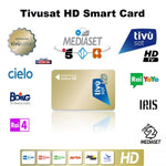 TivuSat Card Gold 4K