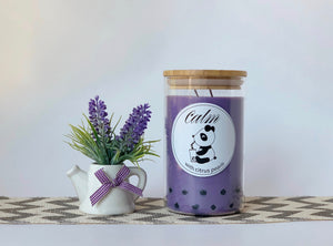 Calm Boba Candle