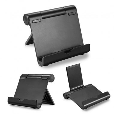 Multi Angle Aluminium Portable Stand For All Tablets - Visibee
