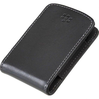 BlackBerry Leather Pouch Case for Curve 8520 9300 Bold 9700 - Visibee