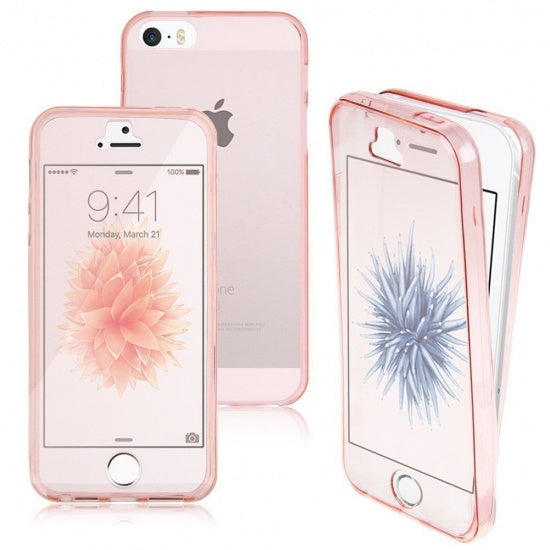 360 Shockproof Full Body Silicone Case For Apple iPhone - Visibee