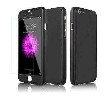 Hybrid 360 Shockproof Case For Apple iPhone - Visibee