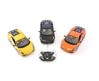 Radio Controlled 1:14 Scale Lamborghini Gallardo Superleggera - Visibee