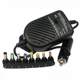 Universal 80W Car Charger For Notebook Laptops - Visibee