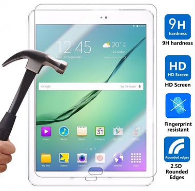 "Tempered Glass for Samsung Galaxy Tab A 10.1"" (SM-T580 Series) - Visibee"