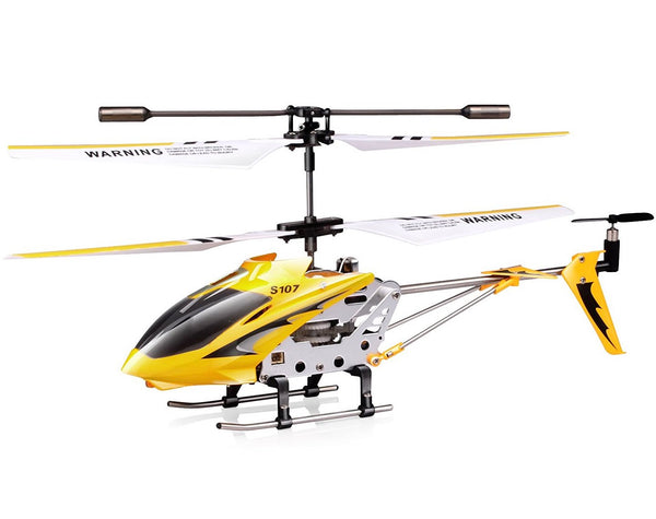 Syma S107G 3 Channels Infrared RC Helicopter - Visibee
