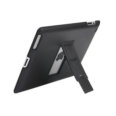 HOCO UltraSlim Vintage Grain Leather Bracket Cover Apple iPad 2 / 3 / 4 - Visibee