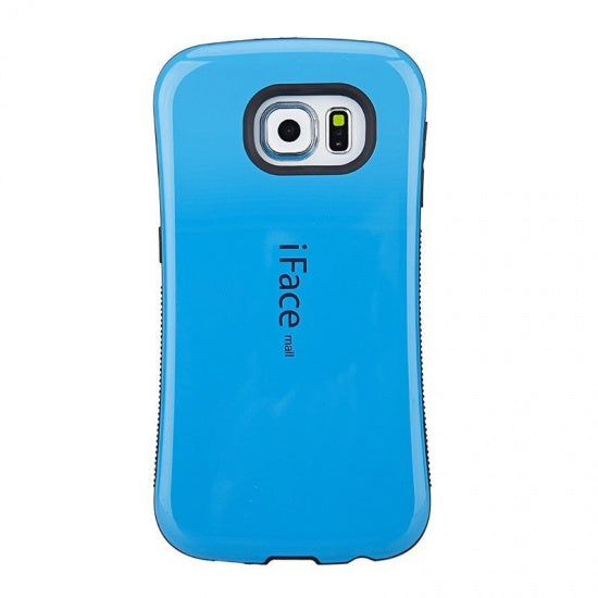 iFace Mall Shockproof Case For Samsung Galaxy S6 Edge - Visibee