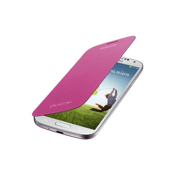 Official Samsung Flip Case for Samsung Galaxy S4 - Visibee