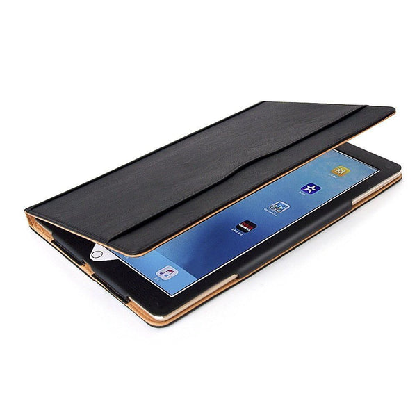 Magnetic Flip Leather Stand Smart Case Cover Folio For APPLE iPad Air 2 - iPad 6 - Visibee