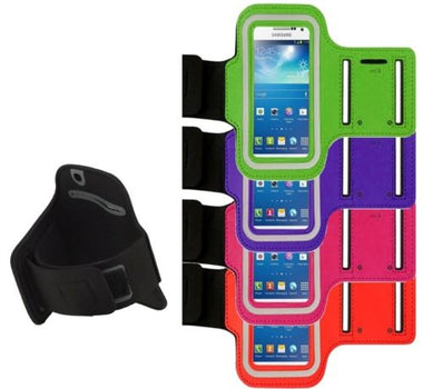 Sports Gym Running Jogging Armband Cover Holder Galaxy S3 Samsung Mini S3 S4 S5 - Visibee