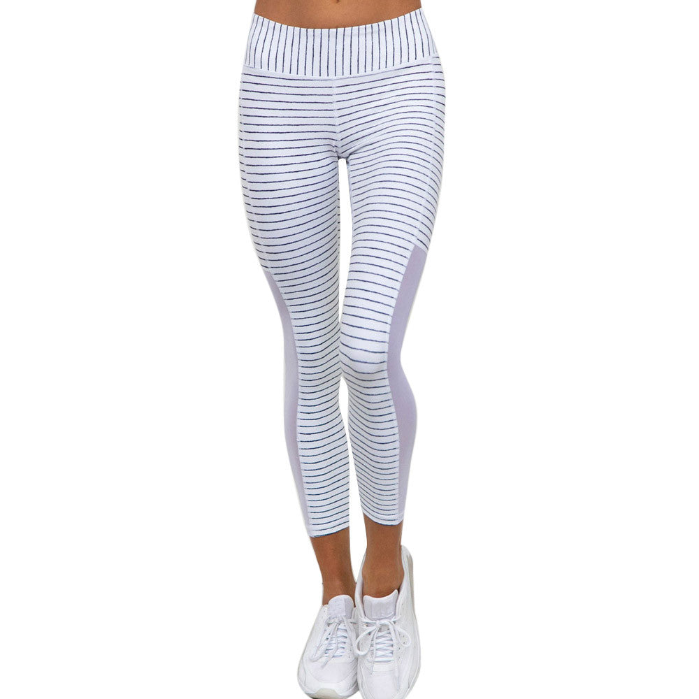 Women High Waist Sports Gym Yoga Running Fitness Leggings Pants