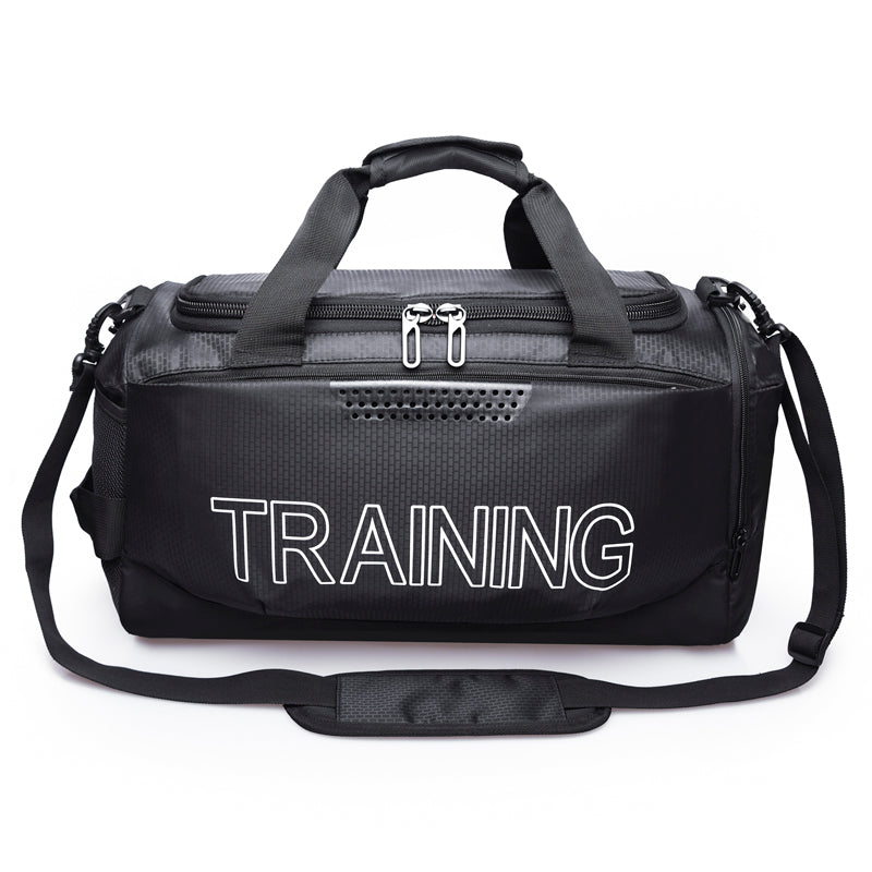 2018 Big Capacity Training Waterproof Gym Bag