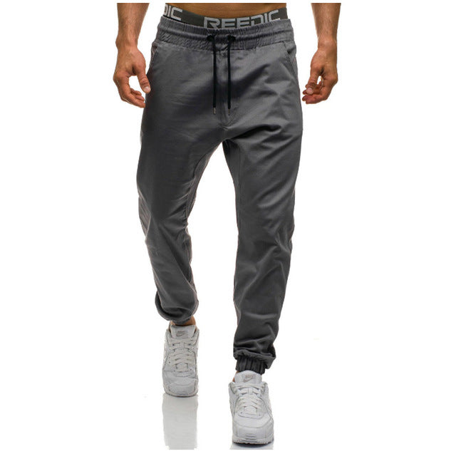 2018 Male Running/Casual Joggers