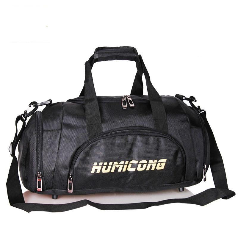2018 High Quality Nylon Outdoor/ Training Unisex Waterproof Sport Bag