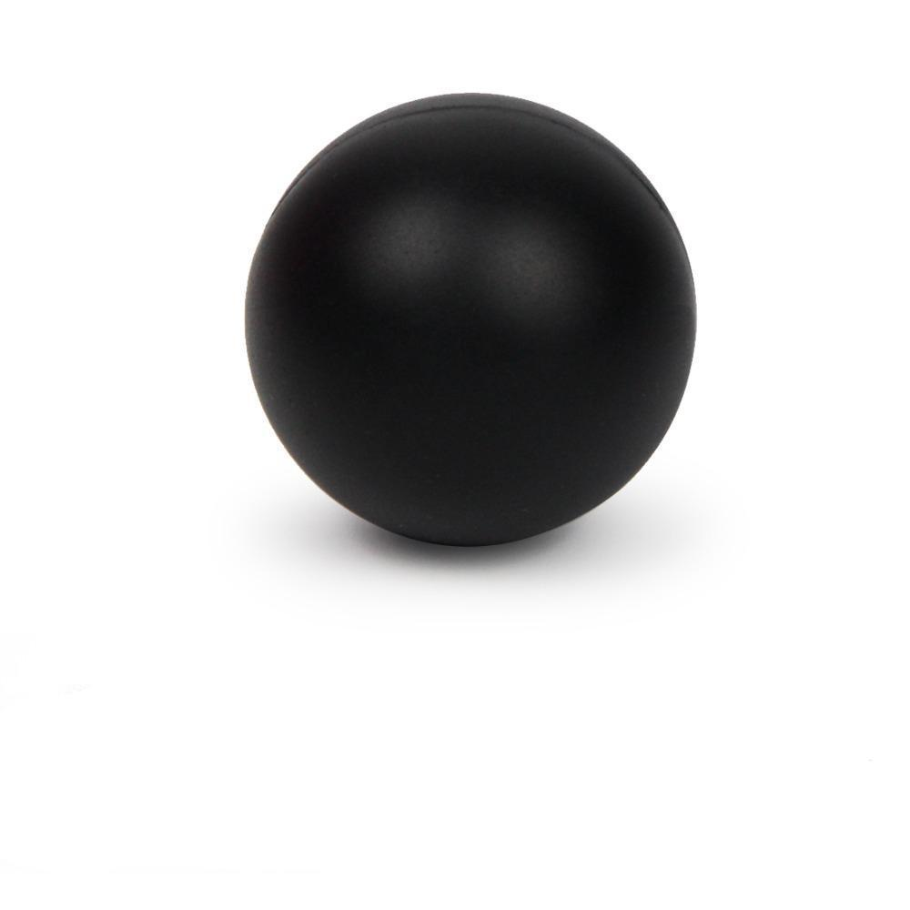 Fitness 64mm 100% Rubber Massage Ball 100%