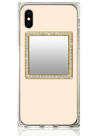 "[""Gold"", ""Square"", ""w/"", ""Crystals"", ""Phone"", ""Mirror""]"