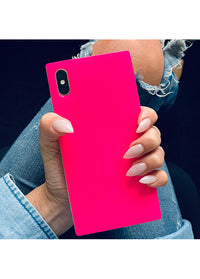 "[""Neon"", ""Pink"", ""Square"", ""iPhone"", ""Case"", ""#iPhone"", ""8/7"", ""Plus""]"