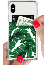 Banana Leaf Phone Pocket