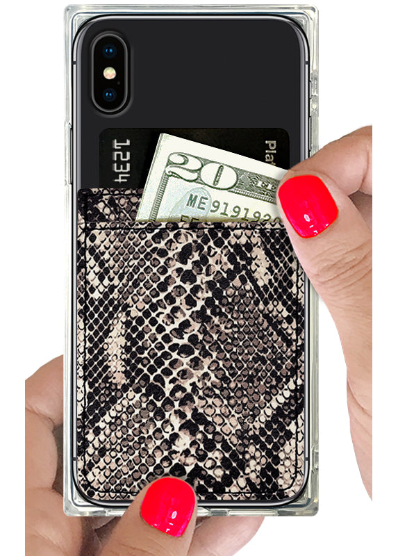 Python Phone Pocket - Shop/Phone Pockets - iDecoz