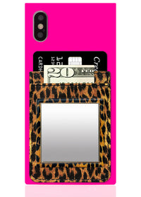 "[""Leopard"", ""Square"", ""Phone"", ""Mirror""]"