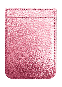 Rose Gold Leather Phone Pocket - Shop/Phone Pockets - iDecoz