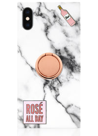 Rose Gold Phone Ring