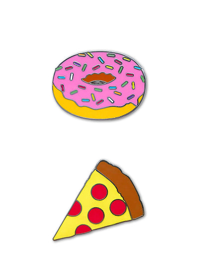 Pizza Phone Charms Pack