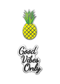 Good Vibes Only Pack Phone Charms - Shop/Phone Charms - iDecoz
