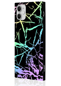 "[""Holo"", ""Black"", ""Marble"", ""Square"", ""Phone"", ""Case"", ""#iPhone"", ""11""]"