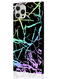 "[""Holo"", ""Black"", ""Marble"", ""Square"", ""Phone"", ""Case"", ""#iPhone"", ""12"", ""Pro"", ""Max""]"