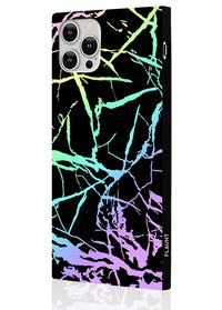 "[""Holo"", ""Black"", ""Marble"", ""Square"", ""Phone"", ""Case"", ""#iPhone"", ""12"", ""/"", ""iPhone"", ""12"", ""Pro""]"